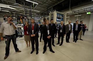 Technical Tour: BMW Plant | by International Transport Forum
