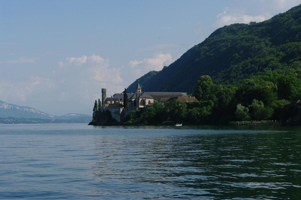 Abbaye de Hautecombe - Lac du Bourget
