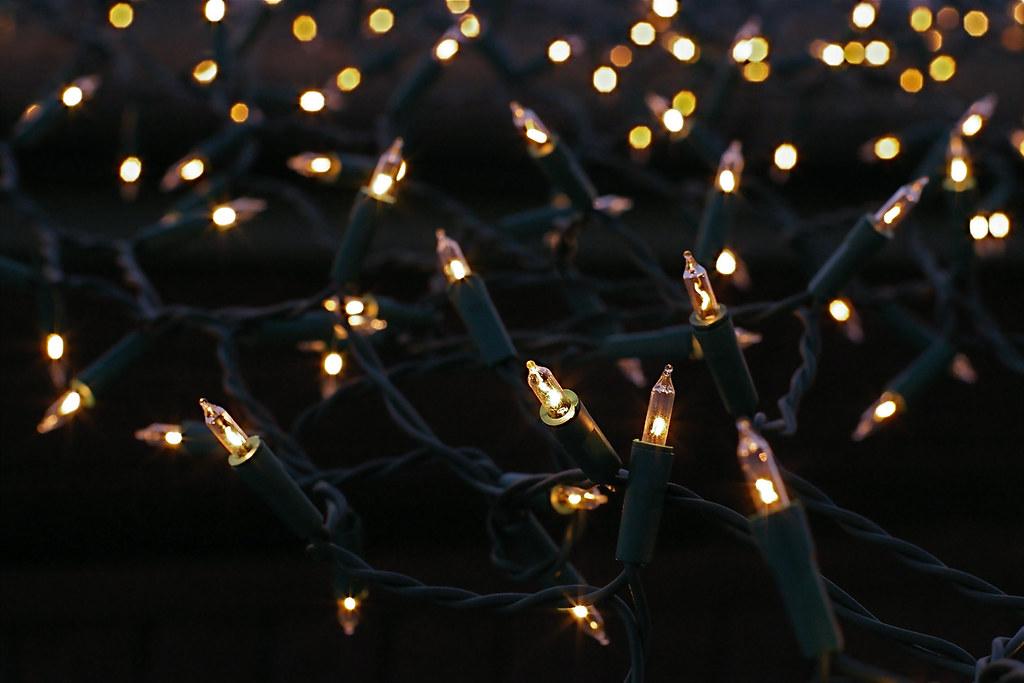 Świąteczne światełka / Christmas lights