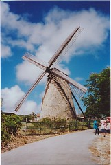 a windmill in barbados by bonnyasefue98