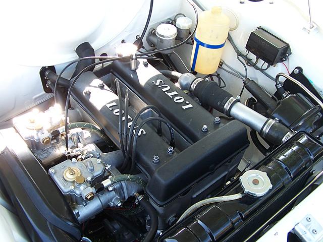 Lotus motor