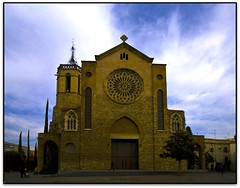 Església de Sant Esteve, Granollers (el Vallès Oriental) by Jesús Cano Sánchez