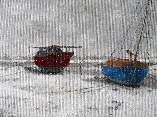 Wintering Ashore