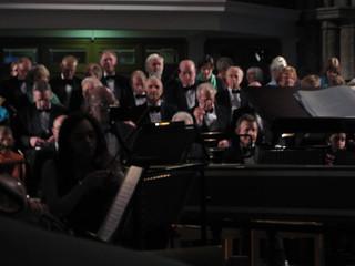 Grimsby Bach Choir.