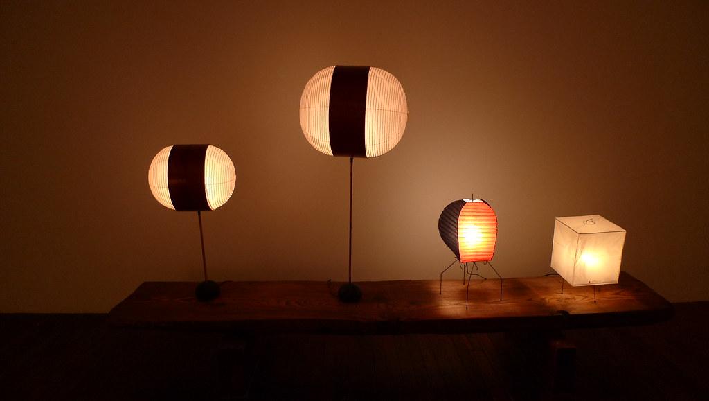 Akari Light Sculpture