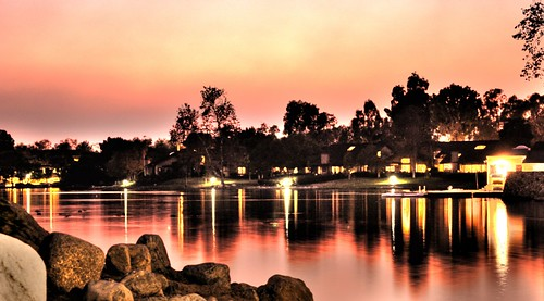 Irvine Lake | by Two Steps Behind