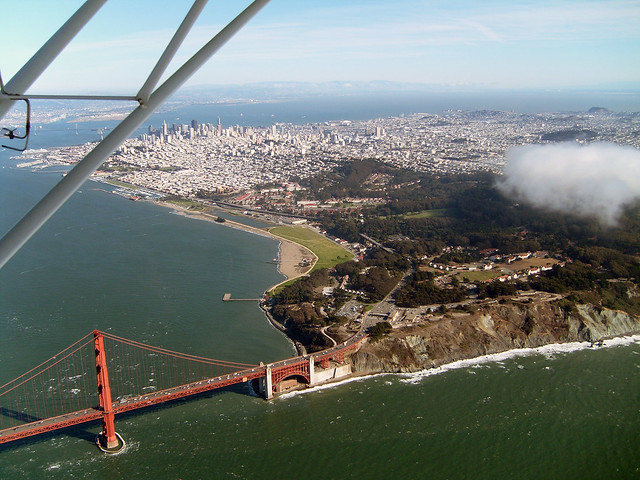 Golden Gate Bridge & The City by the Bay