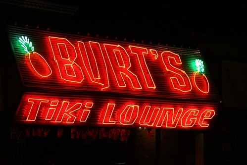 Burt's Tiki Lounge, Albuquerque, NM (Route 66) | by Tadson