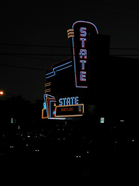 State Theater in Modesto, CA