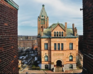 Brockton City Hall | by Timothy Valentine
