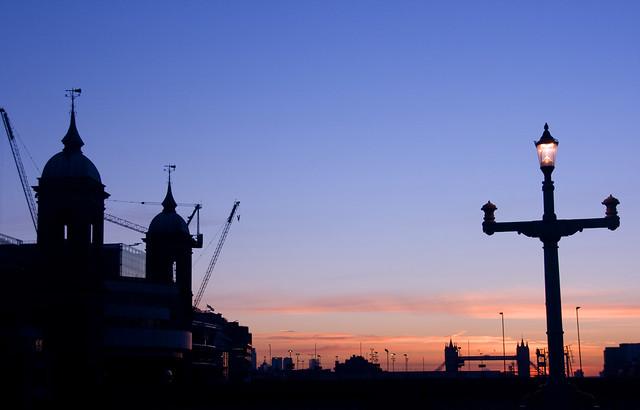 Southwark Sunrise