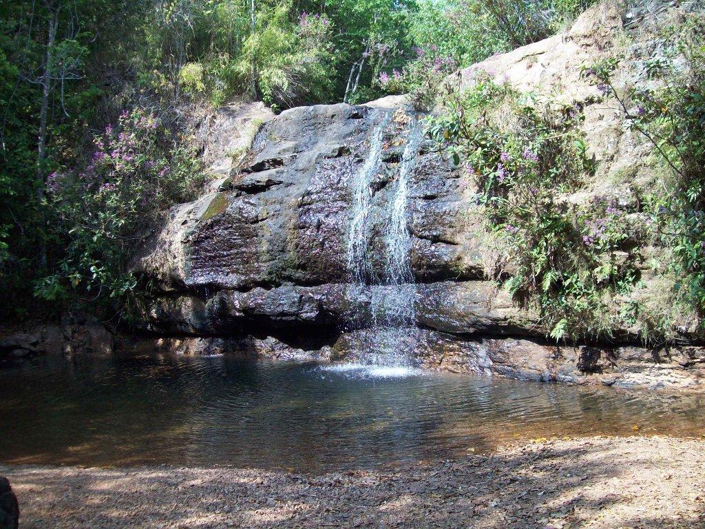 Cascatinha - Serra de Caldas