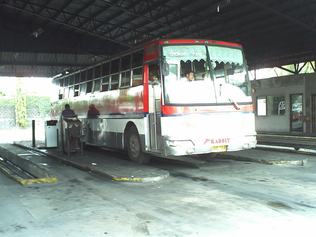 Philippine Rabbit 7521 Nissan Diesel?? | Francis Peralta