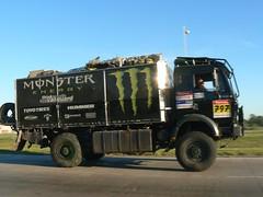 Monster Energy - Dakar2009 | by SergioDJT