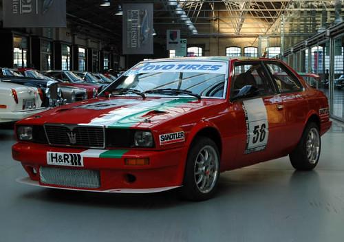 Maserati Biturbo E 2.5 Racing 1985   Willem S Knol   Flickr
