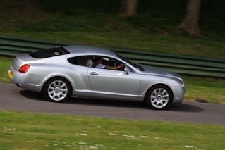 Prescott Speed - Afternoon - Bentley Continental GT - Panning Shot