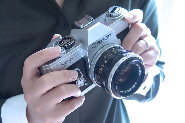 Canon FT.