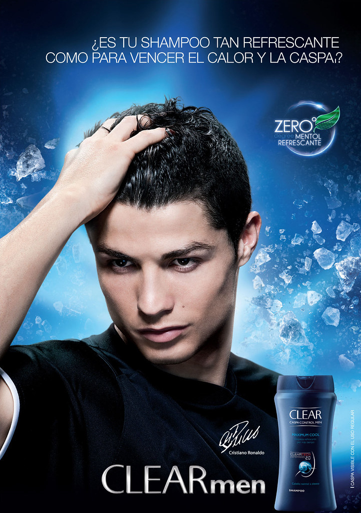 Cristiano Ronaldo Clear Men Maximum Cool Wwwclearsincas Flickr