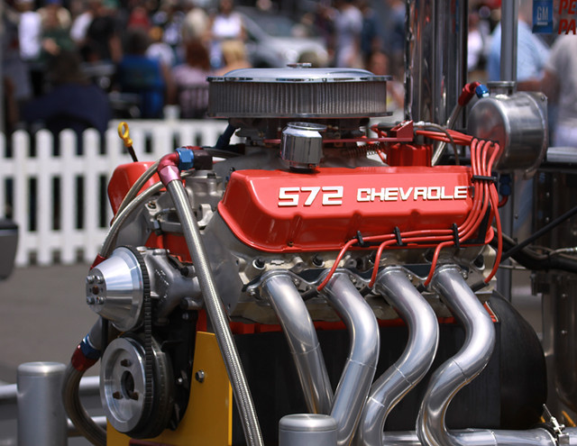 572 V 8 Big Block Engine From Chevrolet Dover Internationa