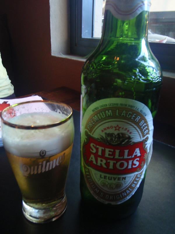 Stella Artois, Argentina (Belgium)
