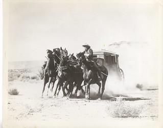 Western Stagecoach 08   by robinshall