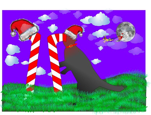 Doodle Week - Candy Cane