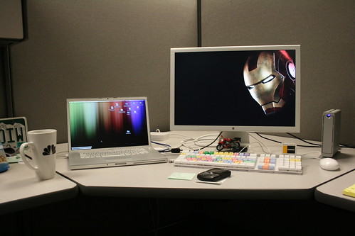 my set up at work | by ColumbusCameraOp