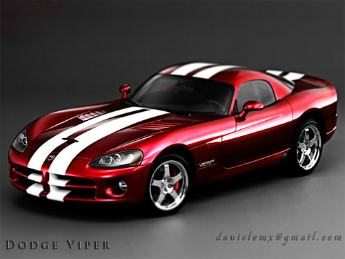 2006 Dodge Viper SRT10 Coupe | by danielomx