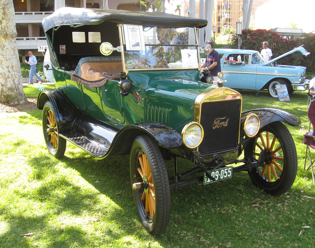 Ford Model T Touring - 1924