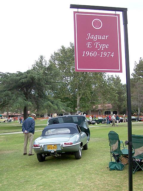Jaguar section