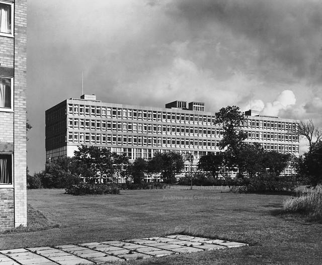 GKC/MHB/2/2/5 Bellshill Maternity Hospital and Nurses' Home - 1962