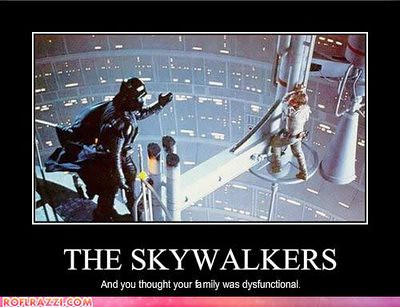 star wars skywalker family | the most dysfunctional family | Flickr