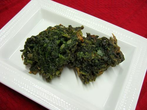 Buñuelos de Espinaca - Spinach Fritters   by Asado Argentina