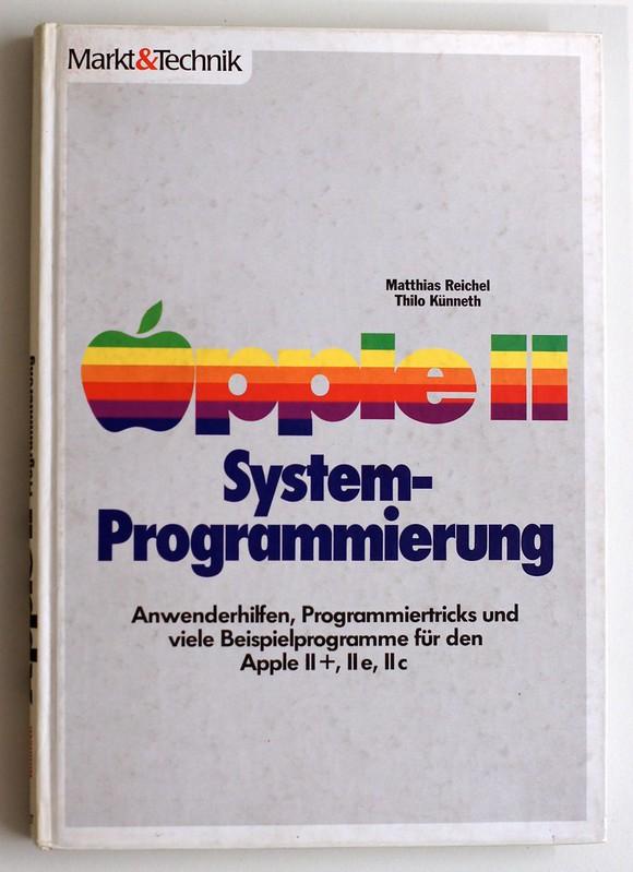 Buch: Apple II System-Programmierung