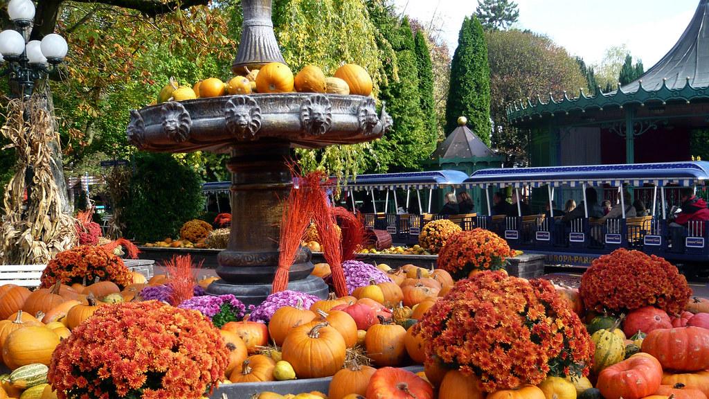 Halloween Im Europa Park Halloween Im Europa Park Ein Ga Flickr
