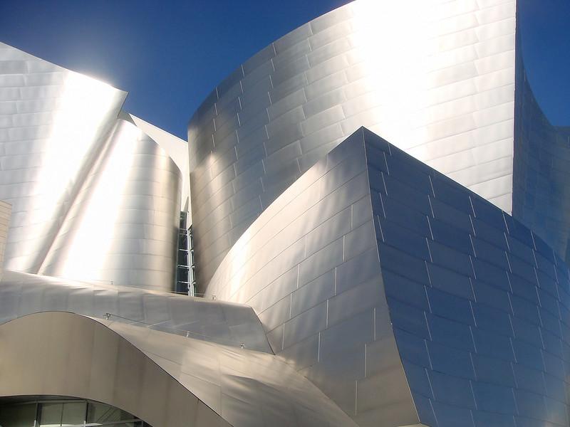 06 Walt Disney Concert Hall - Street View (E)