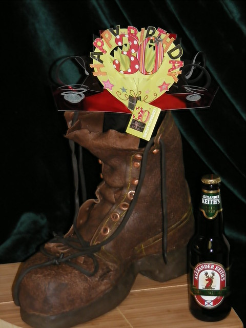 happy boot day  . . .