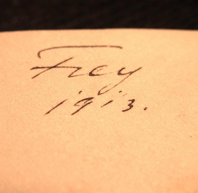 Frey 1913