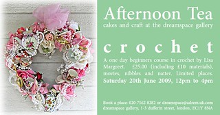 AFTERNOON TEA: CROCHET | by Lisa Margreet