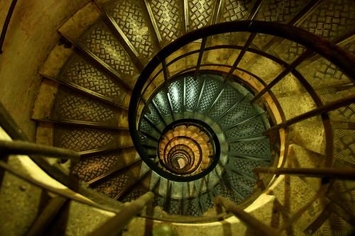 triumph arc stairs | by МАRI