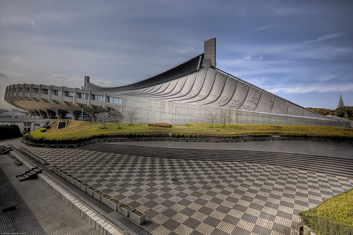 Yoyogi National Gymnasium | by WilliamBullimore