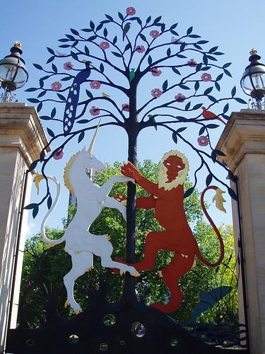 Queen Elizabeth Gate. Hyde Park | by amandabhslater