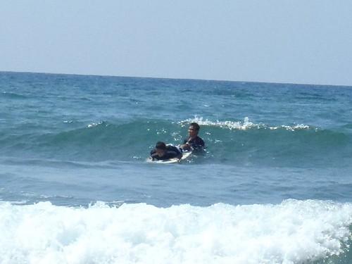 Surfing in San Juan, La Union | by JMParrone