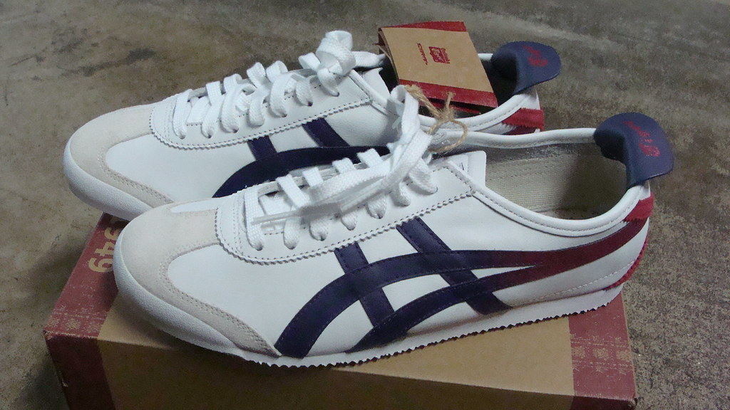 new concept d8b35 8a813 onitsuka tiger mexico 66 gradient purple   Pairs   chanchai ...