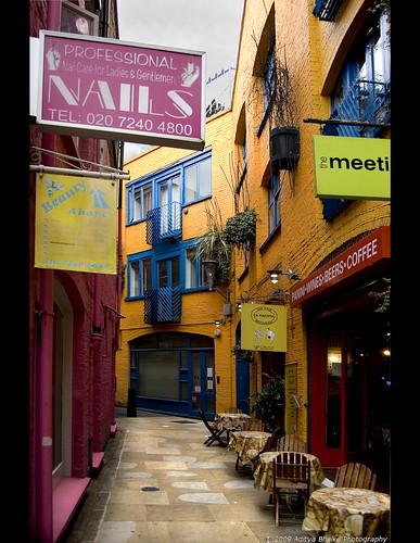 NEALS YARD | Covent Garden, London