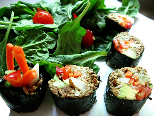 Raw Vegan Sushi | by ilovemypit
