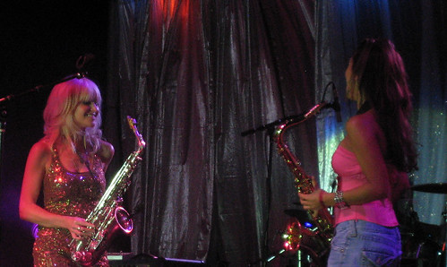 Mindi Abair & Jessy J   by JessyJ2008
