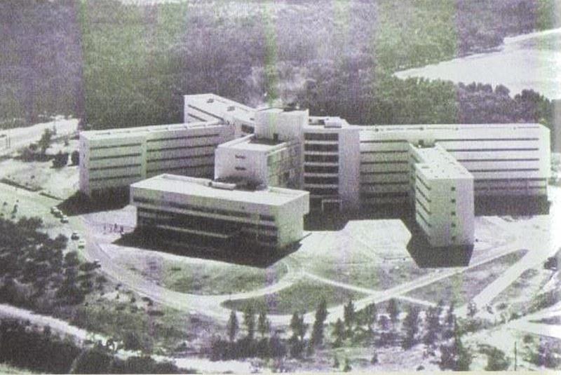 L'hôpital Ibn Sina de Rabat a été construit à partir de 1912 / Ph. Flickr