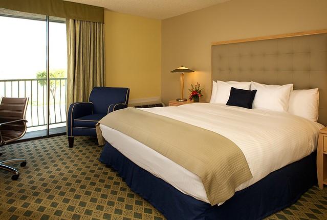 Larkspur Hotel Mill Valley Room