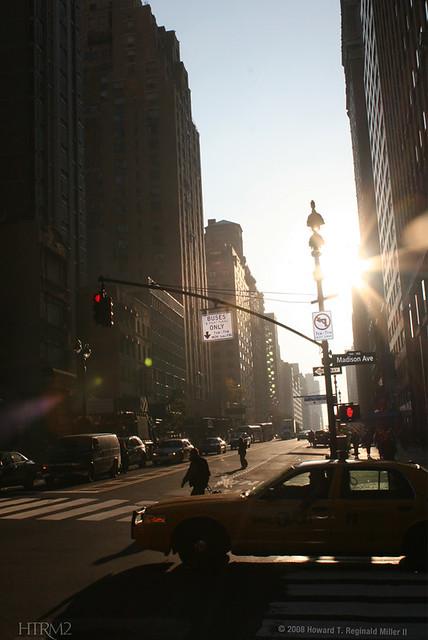 Madison Avenue Morning
